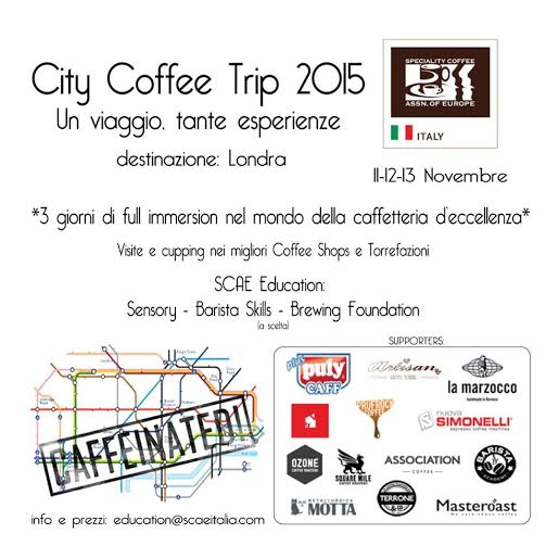 City Coffee Trip