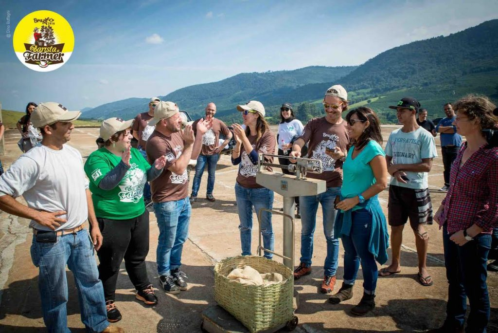 Barista & Farmer gruppo