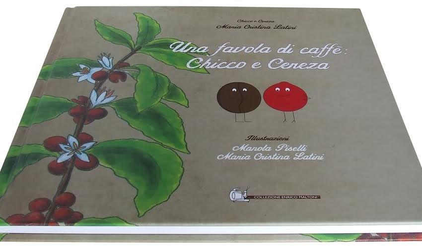 UNA FAVOLA DI CAFFE', CHICCO E CEREZA