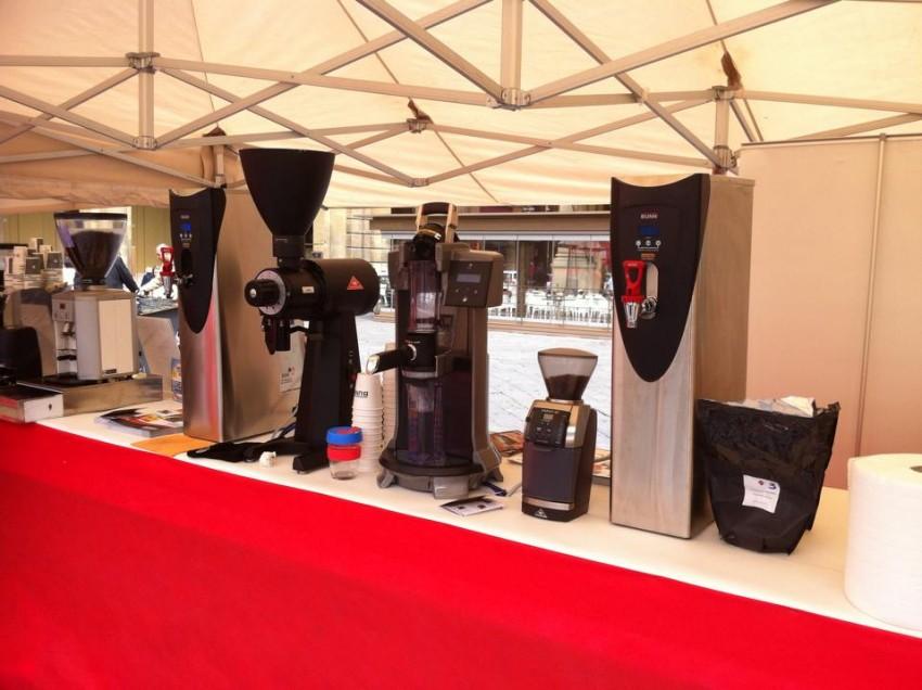 IL CAFFE' FILTRO, UN INTERVISTA DURANTE PAUSA CAFFE' FESTIVAL