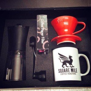 Kit Square Mile Coffee