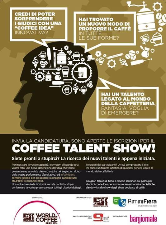 Coffee Talent Show