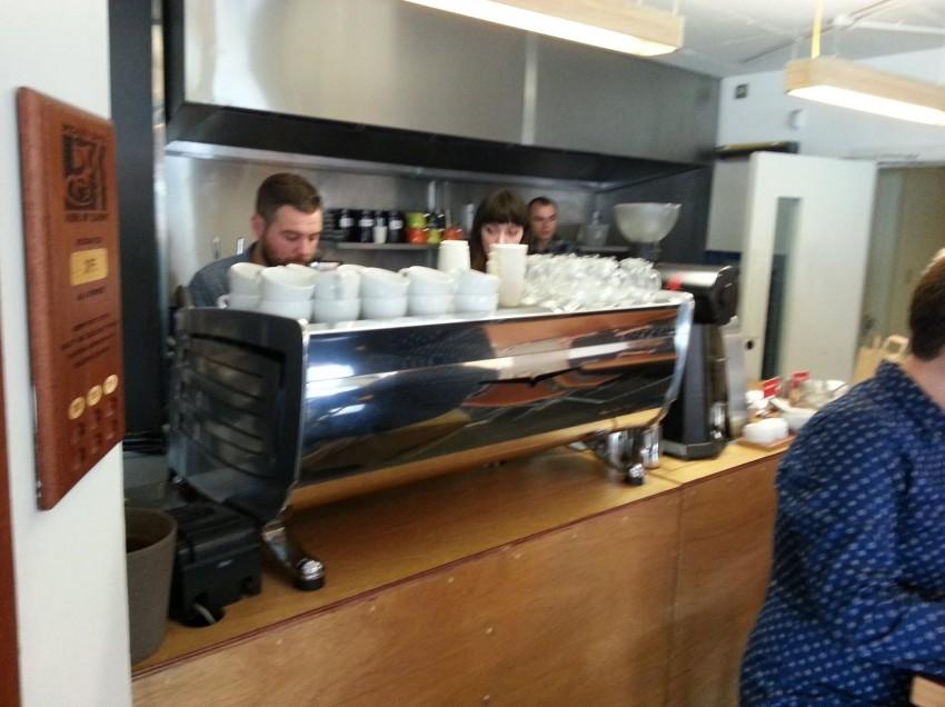 LE MIGLIORI CAFFETTERIE DI DUBLINO