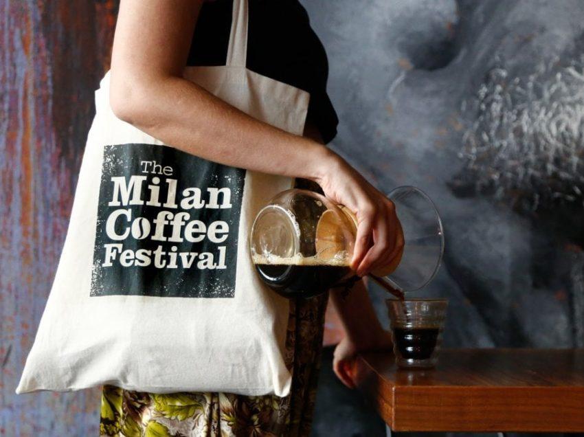 LA PRIMA EDIZIONE DEL MILANO COFFEE FESTIVAL DA DOMANI FINO A DOMENICA 2 DICEMBRE