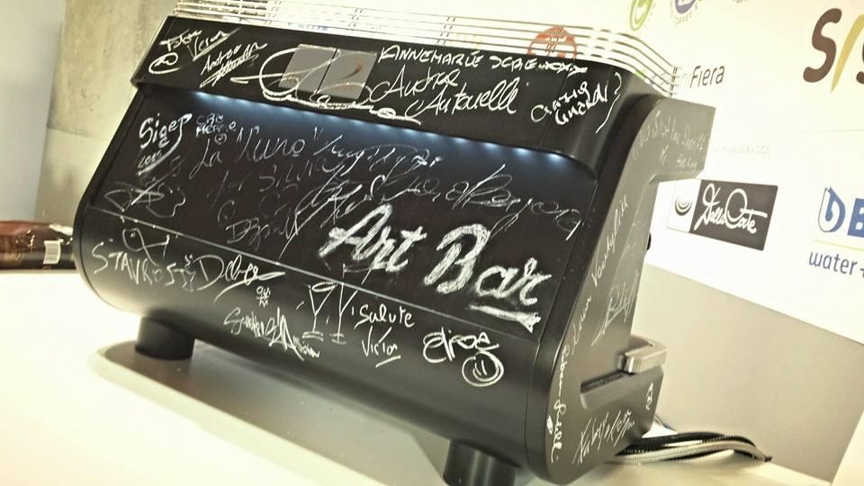 La DCpro autografata da tutti i campioni!!!