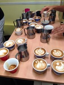 Espresso Academy Latte Art