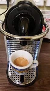 Macchina per capsule Nespresso