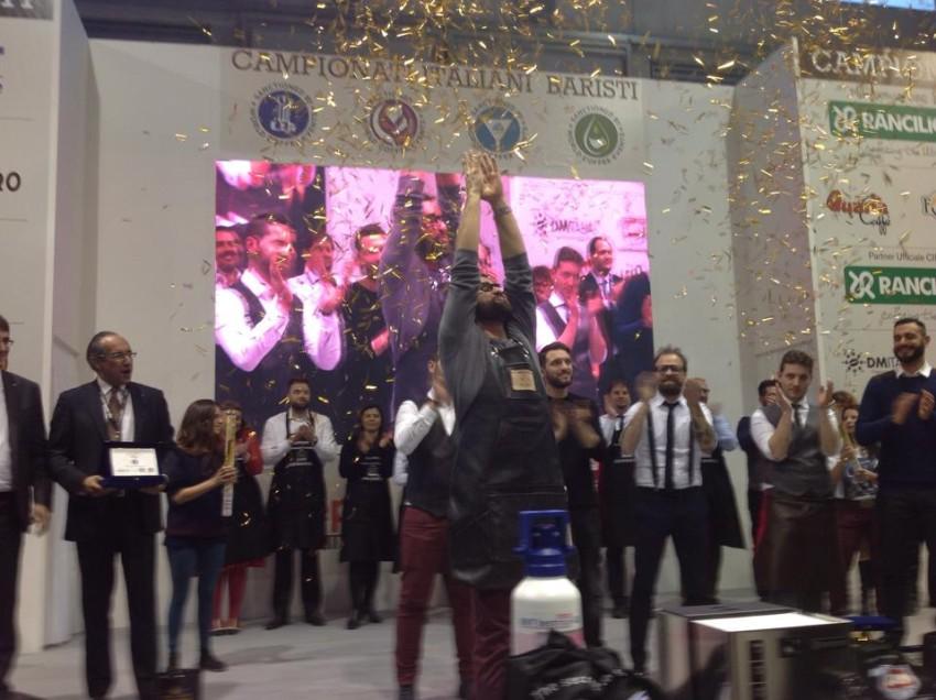 CAMPIONATO ITALIANO BARISTI 2016, TUTTI I VIDEO DELLA FINALE