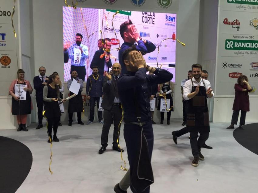 CAMPIONATO ITALIANO LATTE ART 2016, TUTTI I VIDEO DELLA FINALE