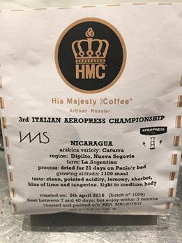 Il caffè della gara