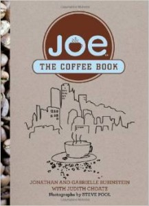 Joe the coffee book