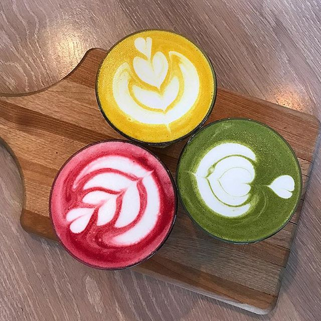 Cappuccini coloratissimi e super naturali!