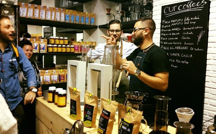 UN NUOVISSIMO METODO DI ESTRAZIONE DEL CAFFE': LA STEAMPUNK