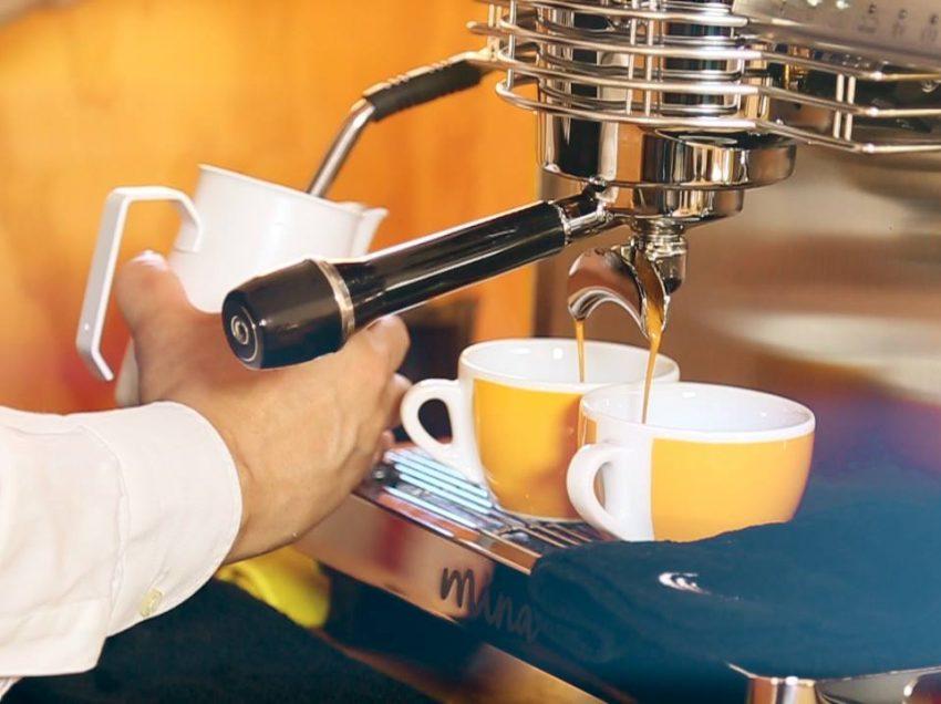 COME MIGLIORARE LA QUALITA' DELLA CAFFETTERIA NEI BAR CON GRANDI CONSUMI