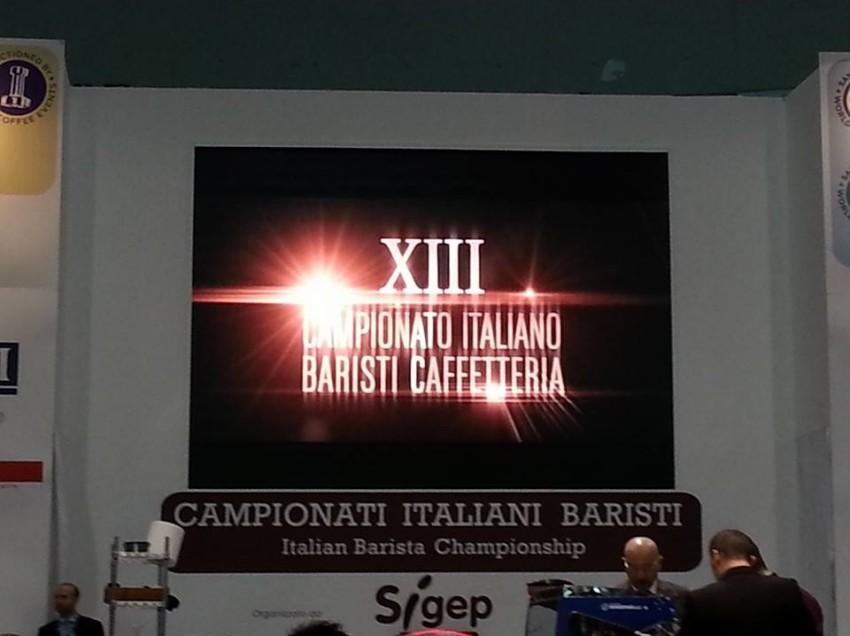 CAMPIONATO ITALIANO BARISTI CAFFETTERIA, I SEI FINALISTI CHE DOMANI SI GIOCHERANNO UN POSTO AL MONDIALE
