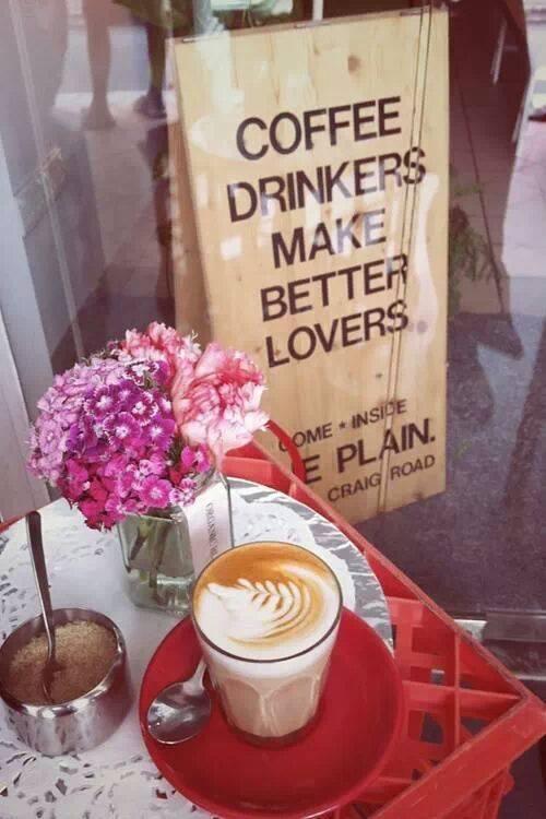 UN ALTRO BUON MOTIVO PER BERE CAFFE'