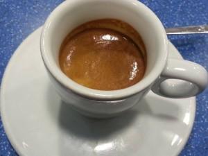 Espresso all'Autogrill
