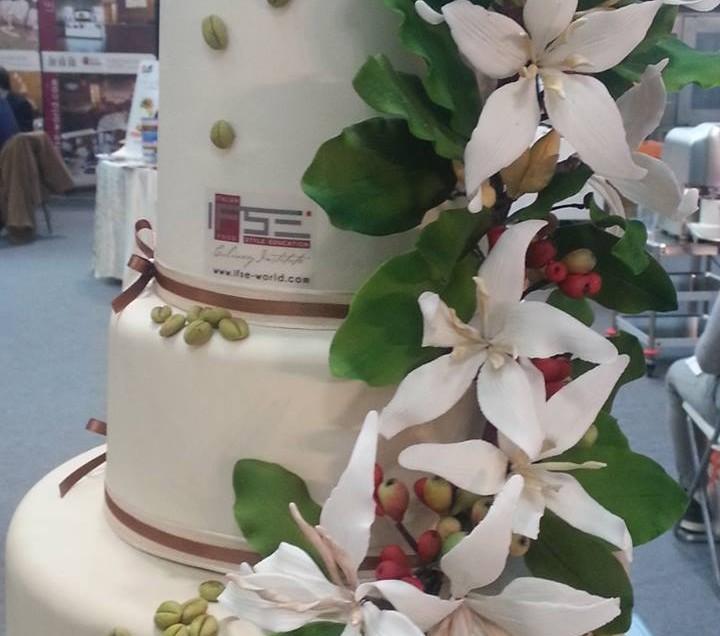 CAKE DESIGN AL SAPORE DI CAFFE', AL SIGEP IN MOSTRA VERI CAPOLAVORI