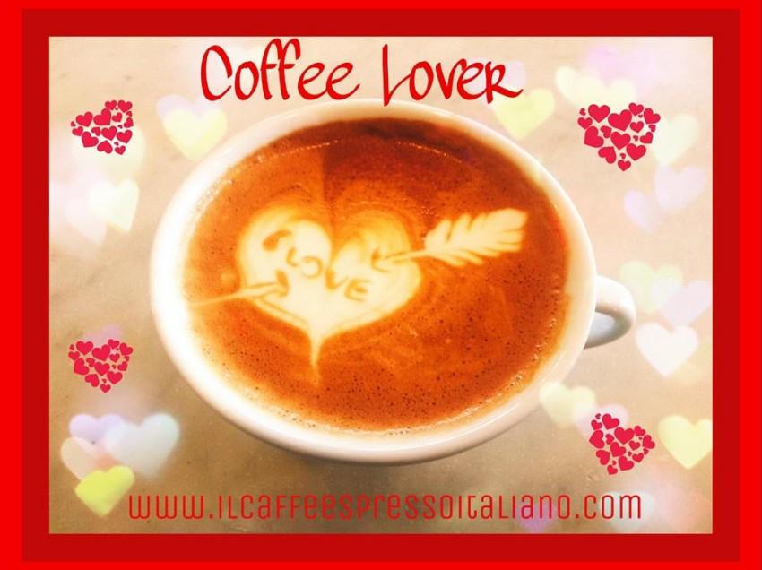 BUON SAN VALENTINO A TUTTI I COFFEE LOVERS!