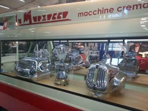 """Spendide attrezzature """"La Marzocco"""" anni 60"""