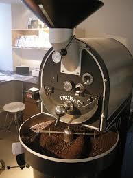 VIAGGIO ALL'INTERNO DI UNA TOSTATRICE DI CAFFE'