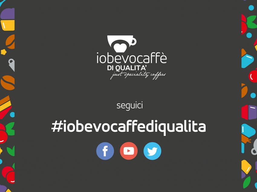 IO BEVO CAFFE' DI QUALITA', A TORINO IL 30 E 31 MARZO
