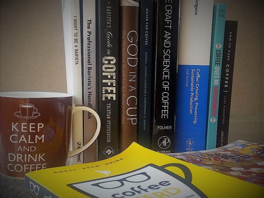 12 NUOVI COFFEE BOOKS (IN INGLESE) CHE NON POSSONO MANCARE NELLA LIBRERIA DEL COFFEE LOVER, (SECONDA PARTE)
