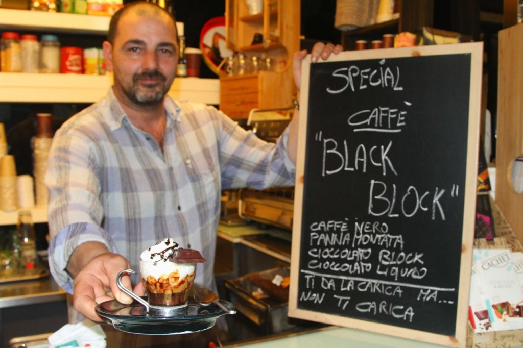 Caffè Black Block