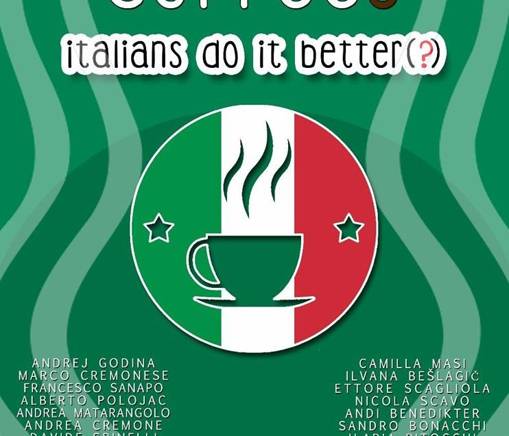 """COFFEES – ITALIAN DO IT BETTER (?)"" E' ONLINE IL PRIMO DOCUMENTARIO ITALIANO SULLA TERZA ONDA DEL CAFFE'"