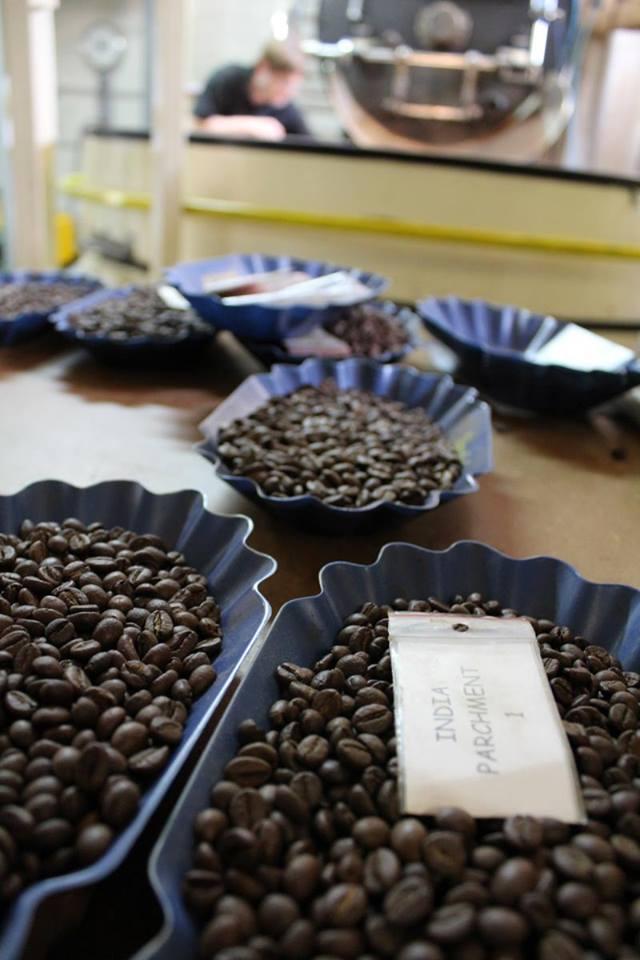 Corso tostatura e miscelazione del caffe 39 caff espresso italiano by gabriele cortopassi - Diversi tipi di caffe ...