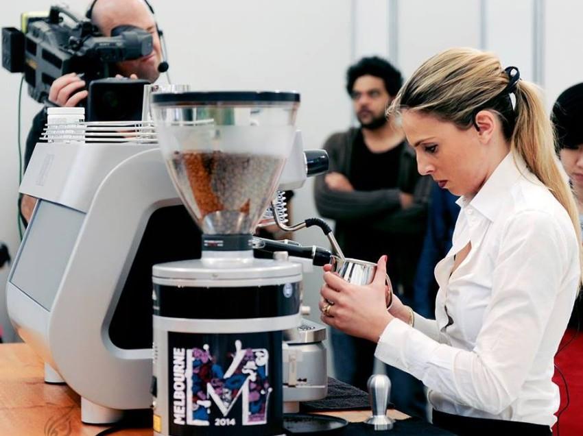 WE LOVE COFFEE – INTERVISTA A CHIARA BERGONZI