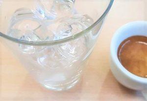 Kalter Cappuccino für den Sommer