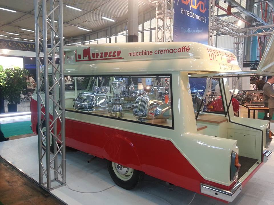 La Marzocco Van