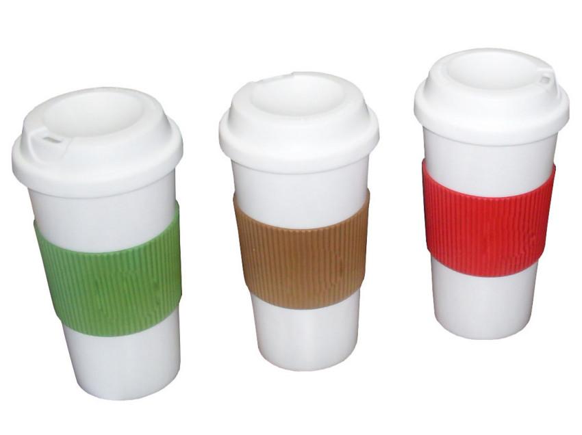 I BICCHIERI DA ASPORTO PER CAFFE' E CAPPUCCINO