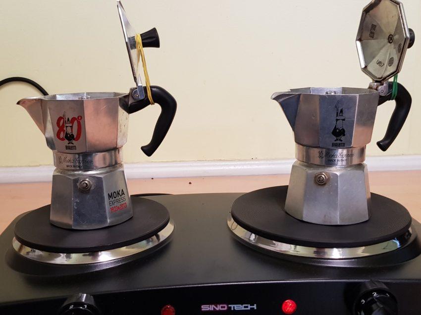 I TRUCCHI PER PREPARARE UN BUON CAFFE' CON LA MOKA