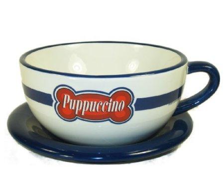 La tazza per il Puppuccino
