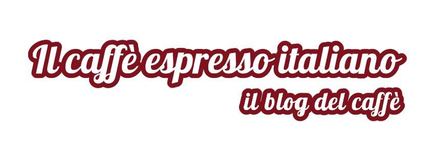 Logo Il caffè espresso italiano...