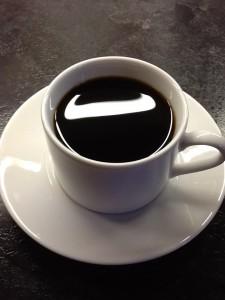 Il caffè in assaggio, è da tener conto, naturalmente, che parliamo di un caffè filtro.