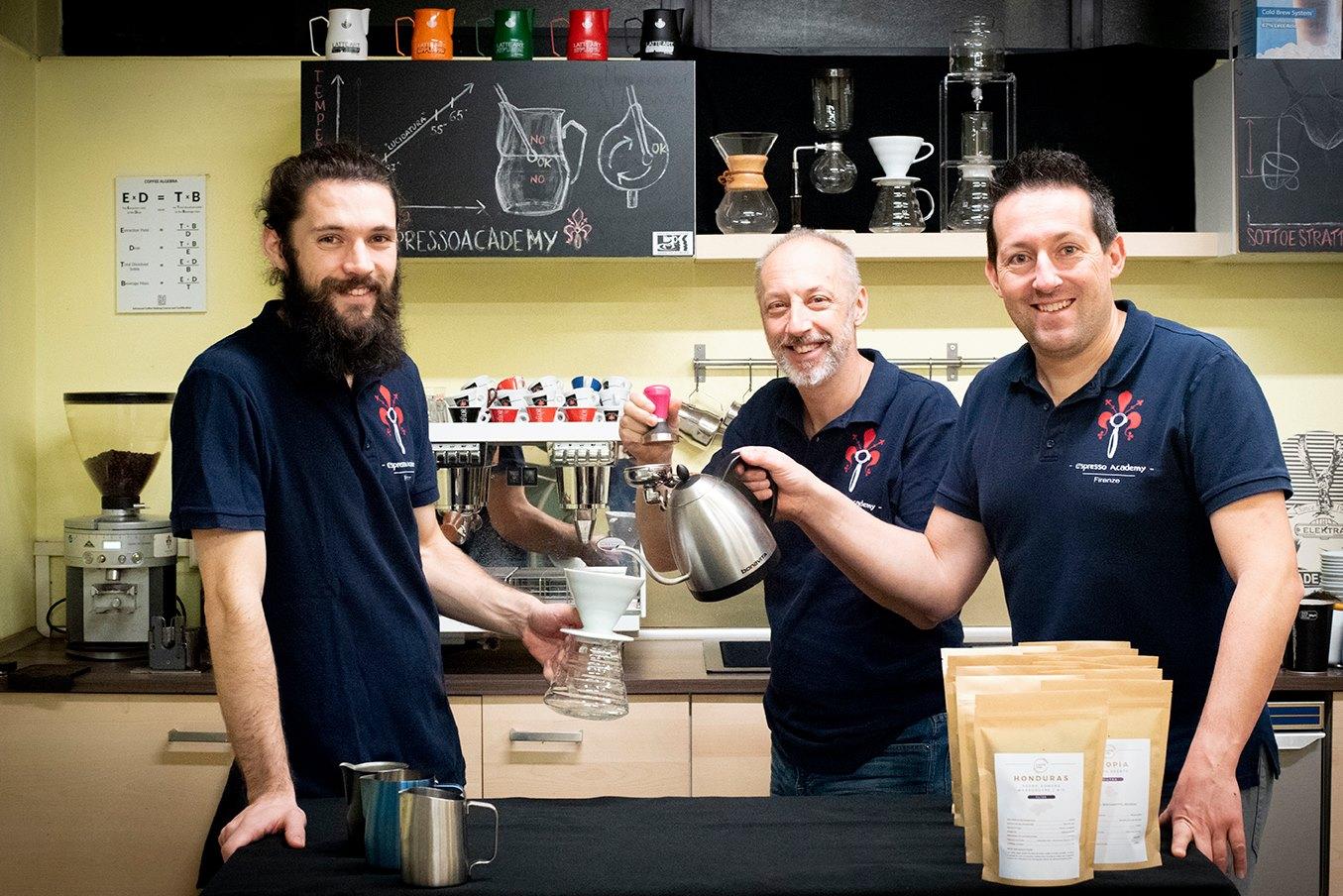 Espresso Academy Team