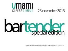 UMAMI COFFEE CAMPUS, LUNEDI' 25 NOVEMBRE LA TERZA EDIZIONE