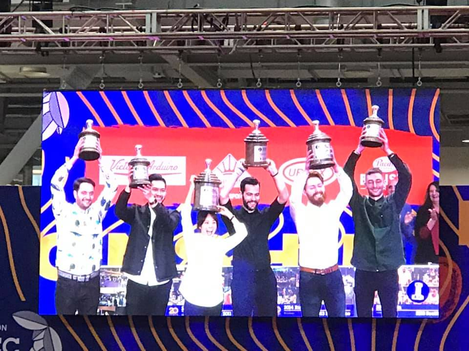 World barista Championship - Photo SCA ITALY