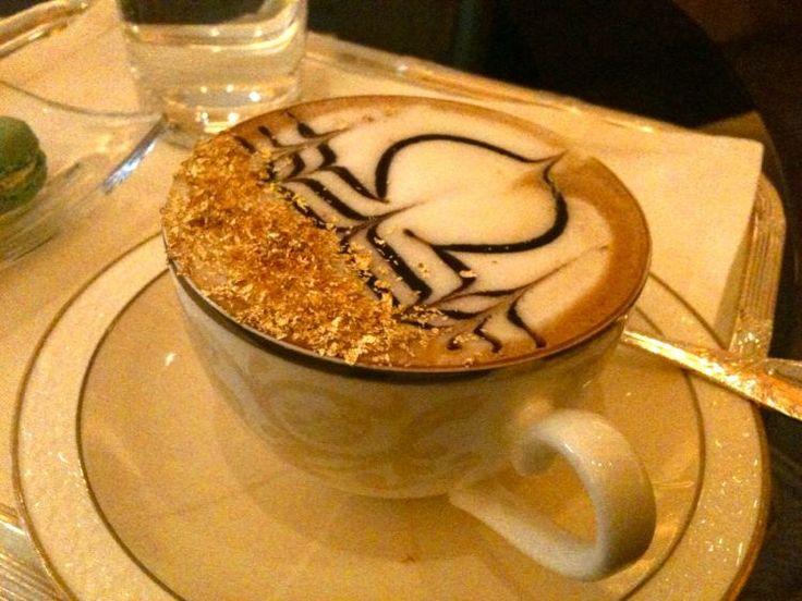 Cappuccino da Sceicchi!!