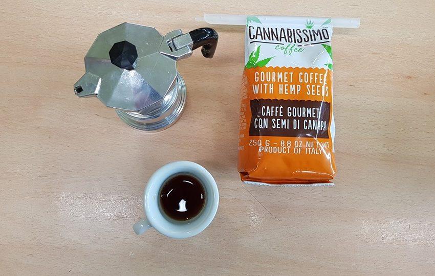 """IL NOSTRO ASSAGGIO DI """"CANNABISSIMO"""", IL CAFFE' CON I SEMI DI CANAPA"""