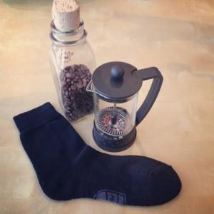 Calzino al Caffè