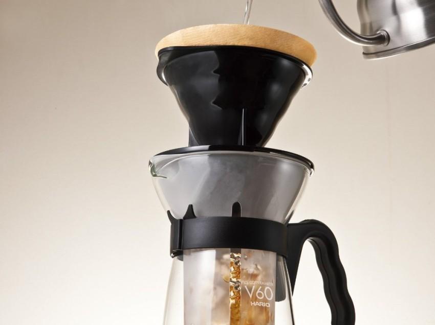 COME PREPARARE UN CAFFE' FREDDO CON IL COLD DRIP HARIO