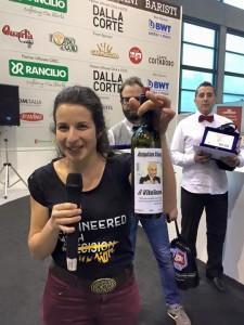Helena Oliviero Campionessa Italiana Ibrik