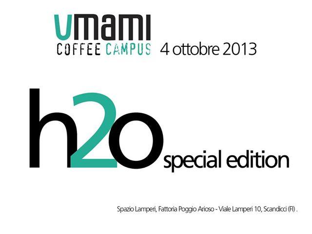 UMAMI COFFEE CAMPUS, VENERDI' 4 OTTOBRE LA SECONDA EDIZIONE