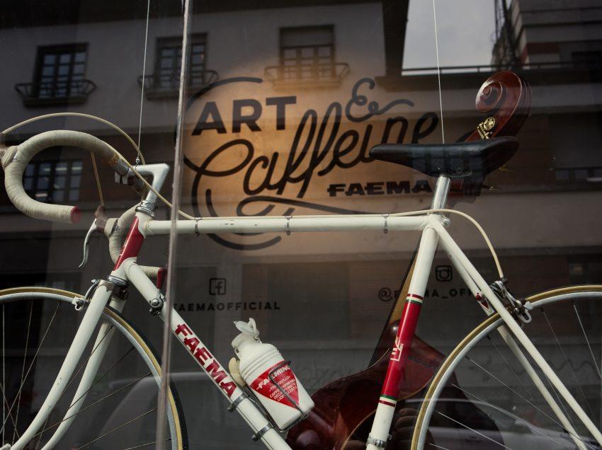 """""""ART & CAFFEINE FAEMA"""" A MILANO, DAL 22 MARZO AL 13 APRILE"""