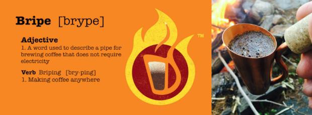 Bripe...the coffee Pipe