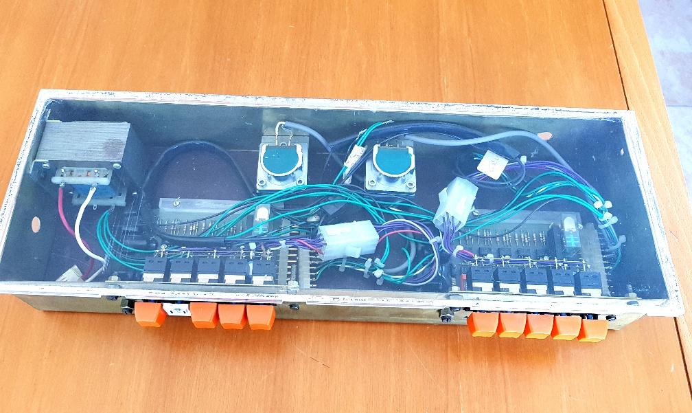 La prima centralina elettronica per macchina espresso con contatori volumetrici